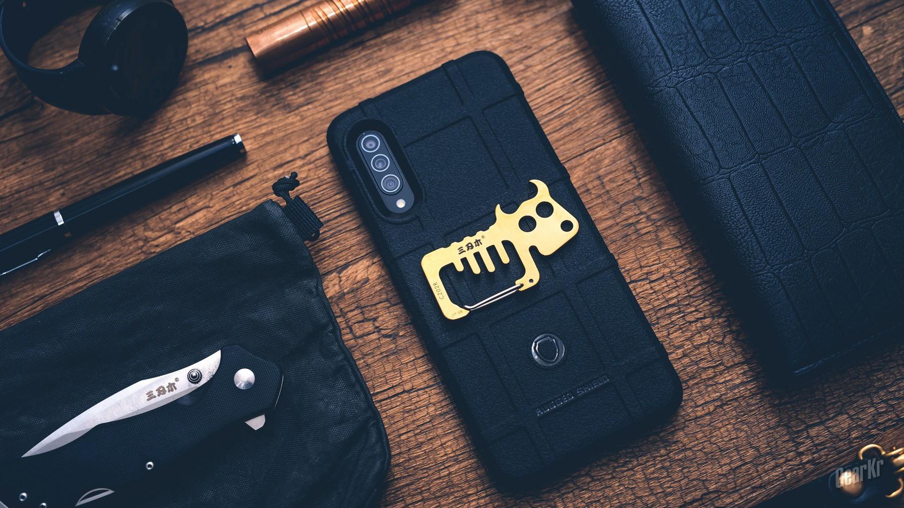 精致生活 牛气装备——三刃木CZ02系列小牛多功能钥匙扣评测