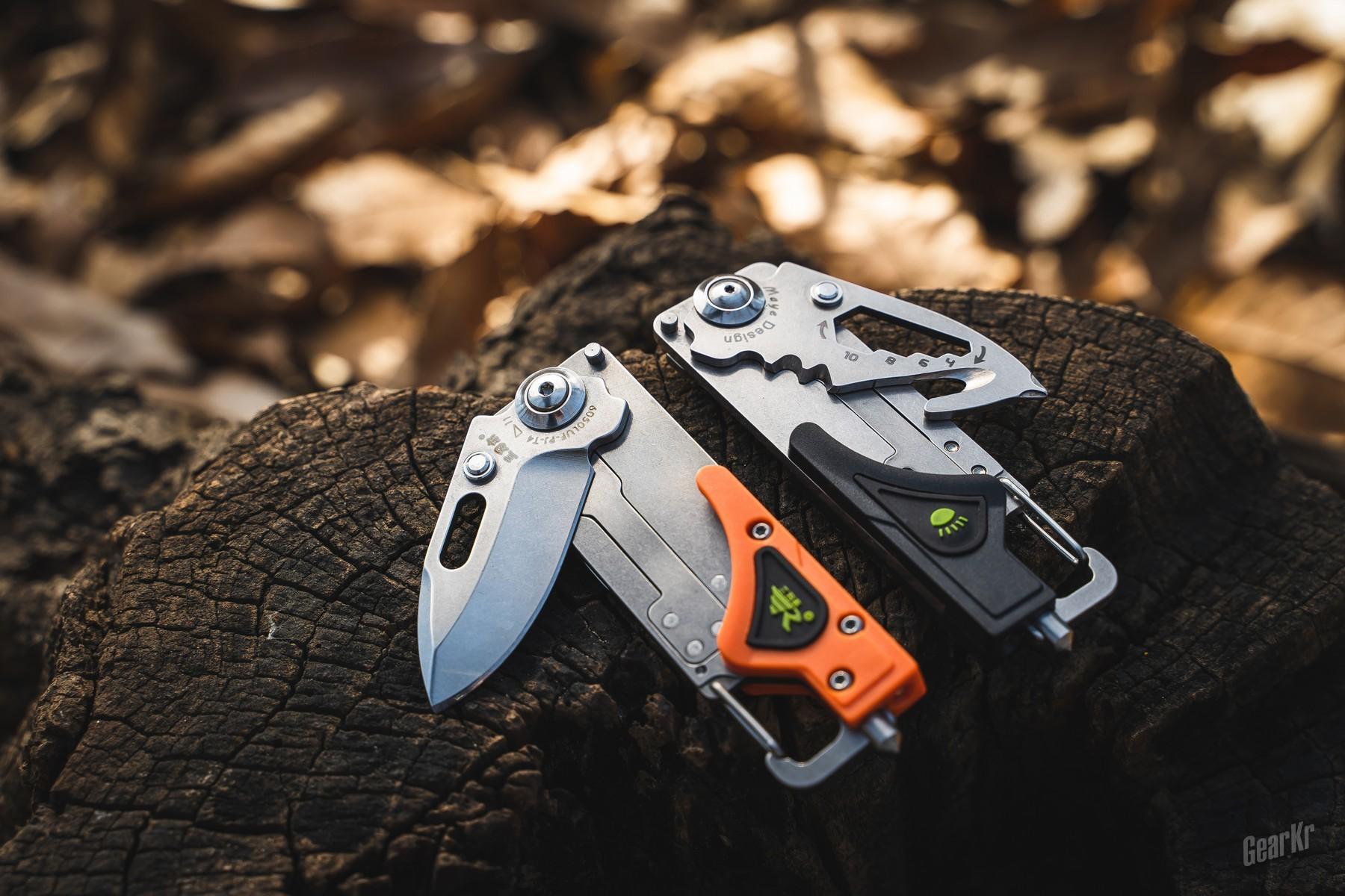 点亮你的多功能折刀——三刃木6050多功能折刀评测