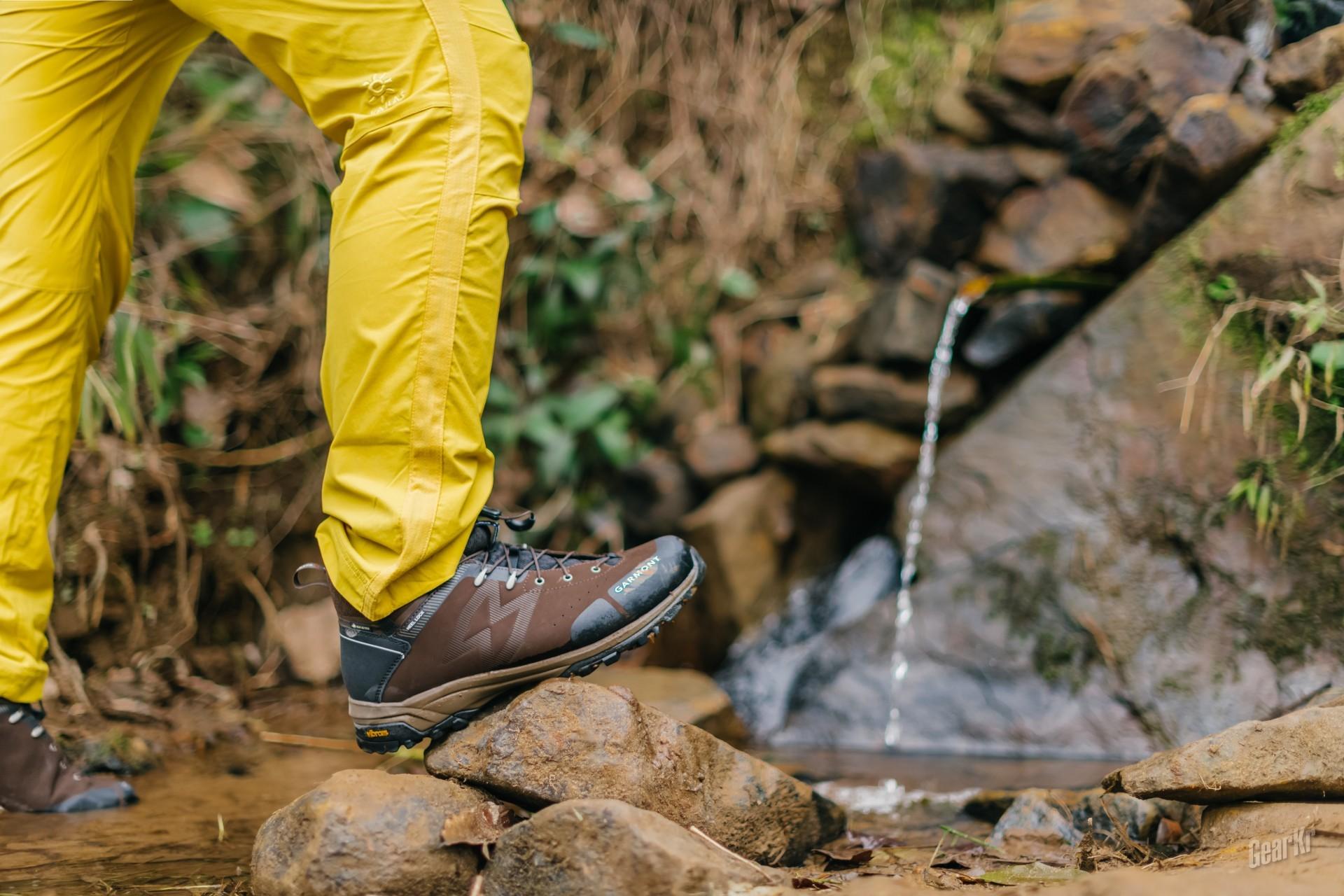 驰骋山野,如履平地——GARMONT G-TRAIL NUBUK GTX徒步登山鞋使用体验
