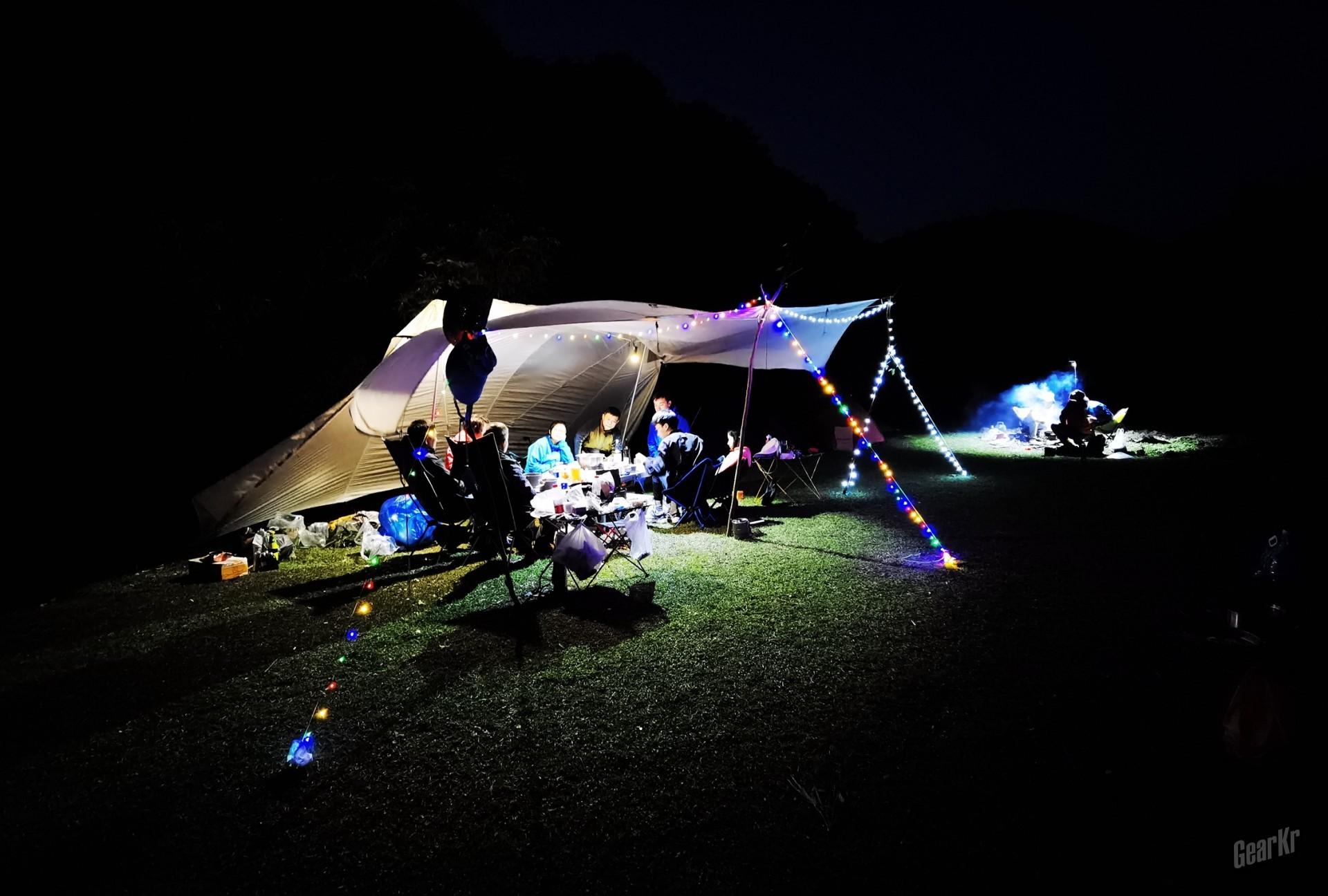 创新与实用并存的照明装备,奈特科尔LR60营地灯简评
