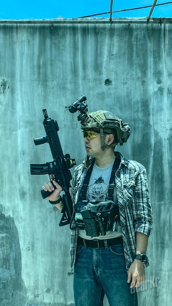 尽在掌控——Lii Gear Mr.Control战术胸包使用体验
