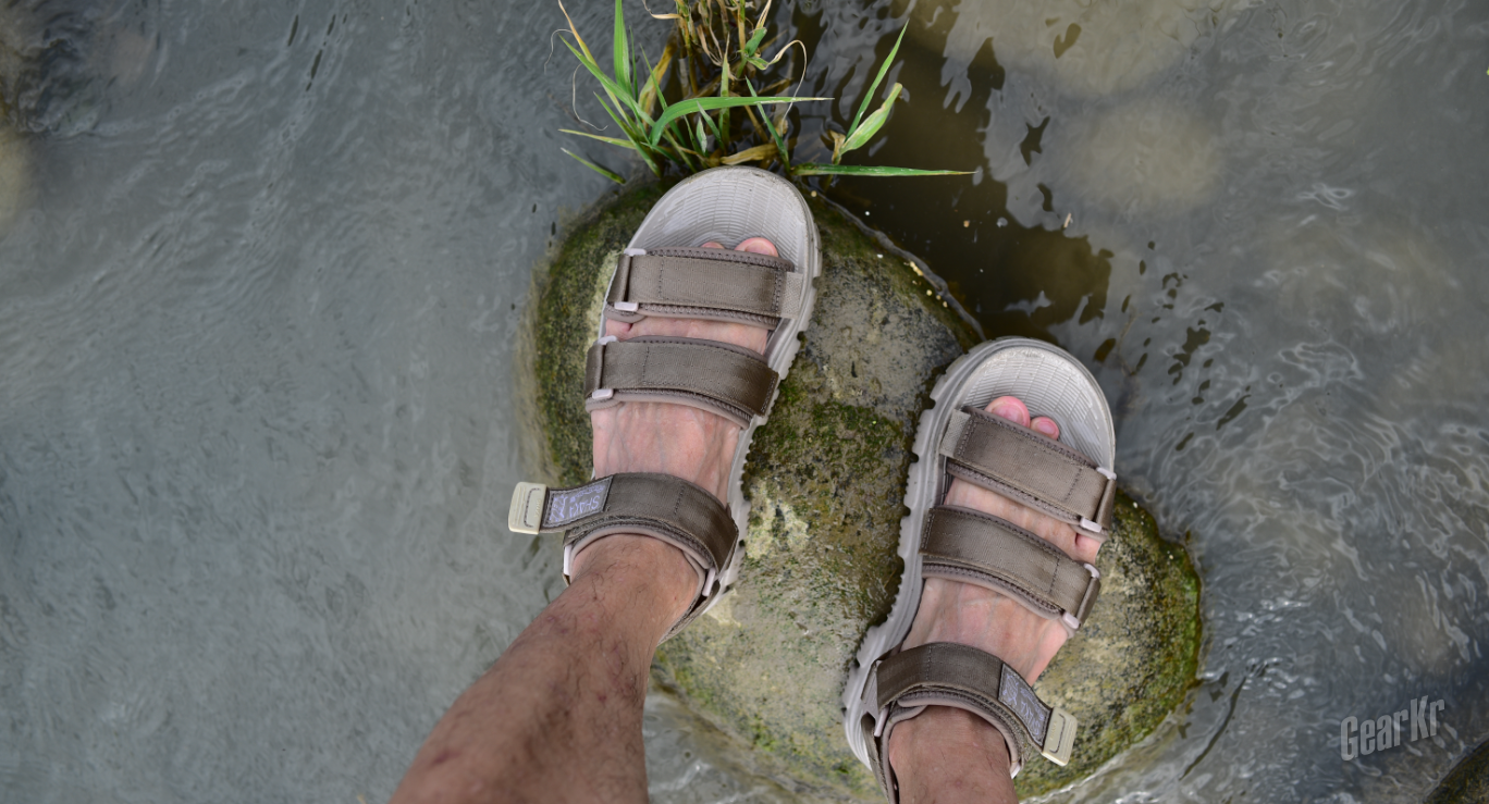 夏天的选择——SHAKA NEO Bungy AT户外凉鞋